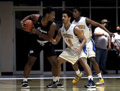 VU Men's Basketball vs John A. Logan 2/11/21