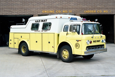 PAST SPECIAL DUTY VEHICLES