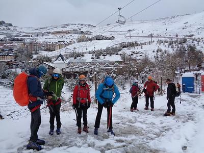 Snow Skills Day 18 April 2019