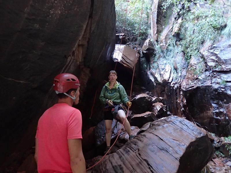 Behunin Canyon