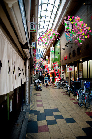 Osaka, Shinsekai - April 17, 2010