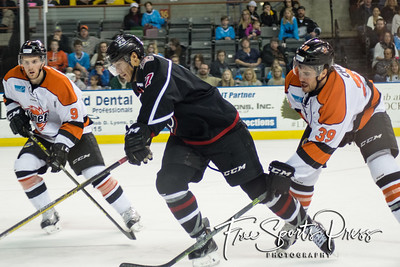 Rush vs Komets (03/05/2016)