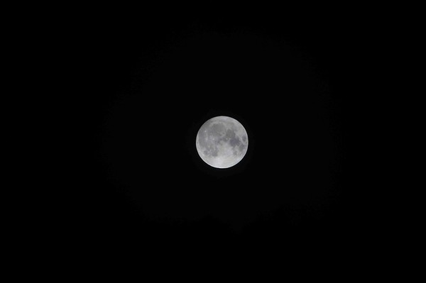 September 2016 Full Moon
