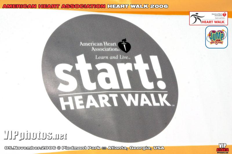 American Heart Association HEART WALK 2006 ::: Piedmont Park ::: ATL, GA [Nov.05.2006]