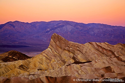 Zabriskie Point - The Point