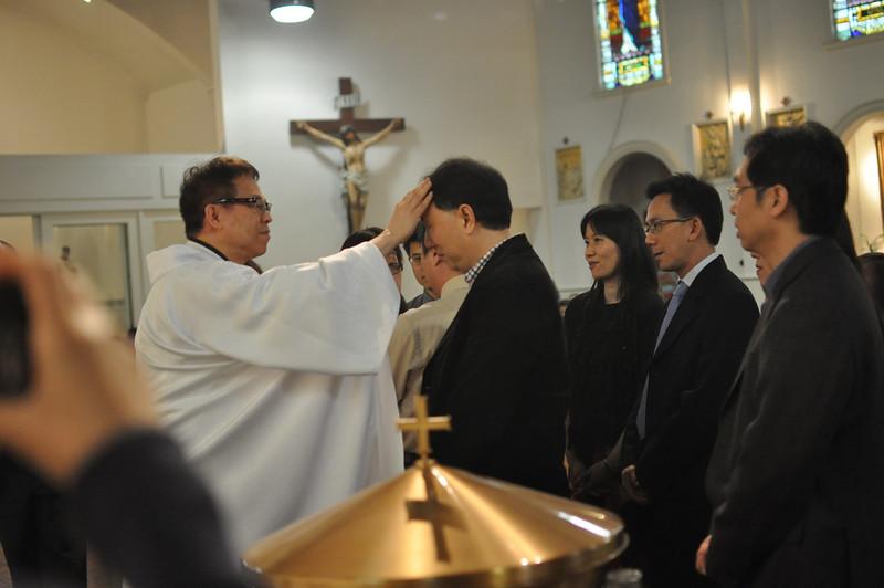 Easter Sunday + Baptism 2013/03/31