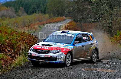 Rally of Scotland 2011
