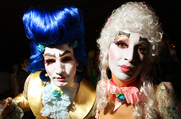 LACMA Muse Costume Ball 10/30/10