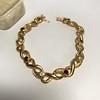 Vintage French Ruby & Diamond Serpent Bracelet 10