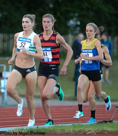 Race 12 - Women's 3000 metres