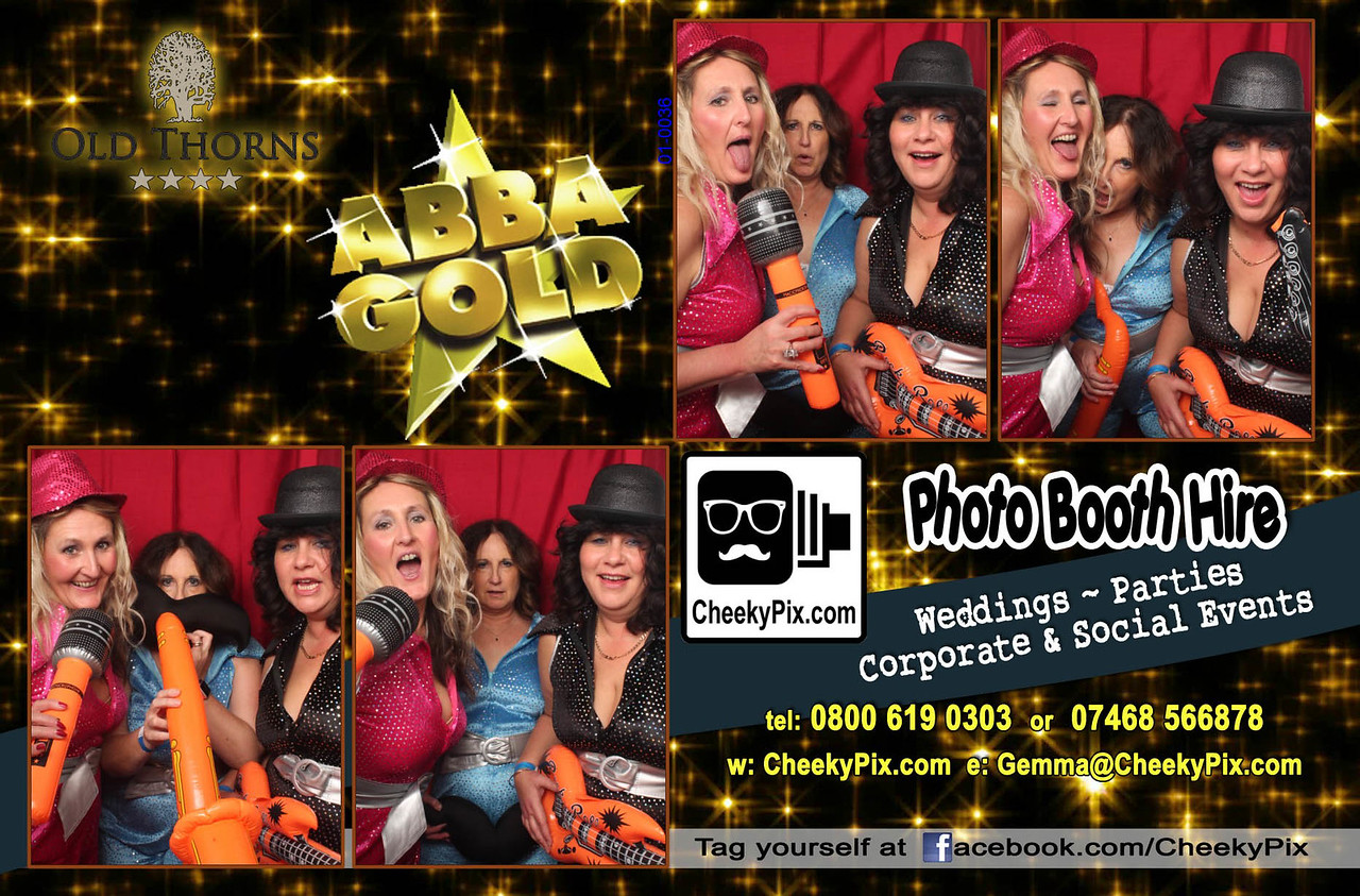tribute night photobooth hire