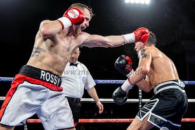 Ross Hollis vs Kevin Mccauley
