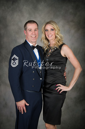 Scott AFB Chief Induction Cermony 2-05-16