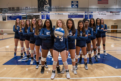 2019 Norcross Volleyball