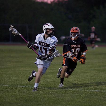 Lacrosse, high school