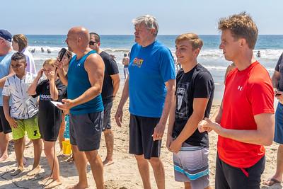 ABF Beach Baptism 8/11/19