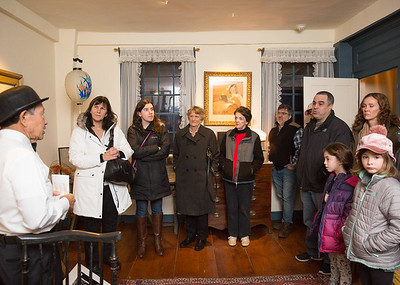 Greenwich Historical Society Candlelight