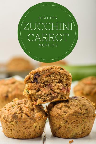 zuc carrot muffins