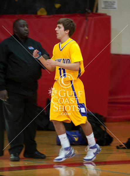 2010-01-29 Basketball Varsity Boys Kinkaid @ SJS