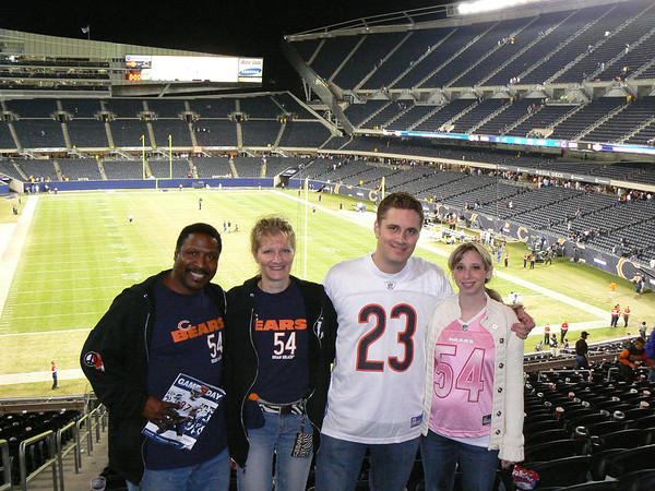 2007-8-30 The Chicago Bears vs Browns- Pre-Season Game