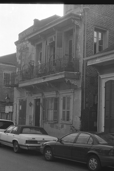 New Orleans Walking Tour