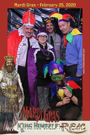 Prints - 2/35/20 - Dartmouth Dining Mardi Gras