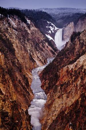 Yellowstone, 2010