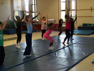 Gymnastics Week 3