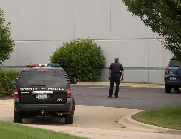 Hanover Park Bank Robbery - July 18, 2009