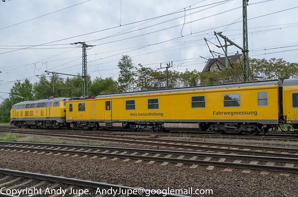 (99 80 9360) Ultraschall-Schienenprüfwagen BR 720.1