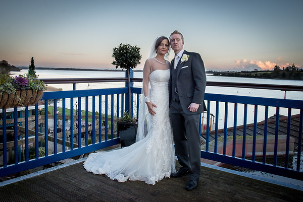 Ruth and Stephen @ Ferrycarrig Hotel 2014