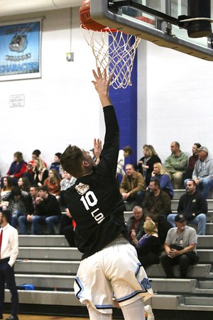 Sullivan West vs. Tri-Valley Boys Basketbal 1-27-20