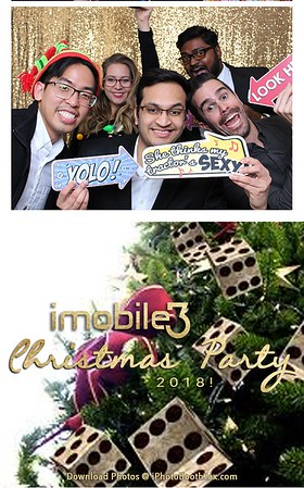 iMobile3 Holiday Party 2018