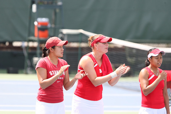 Stanford Women's Tennis NCAA Div. I Champions 2010