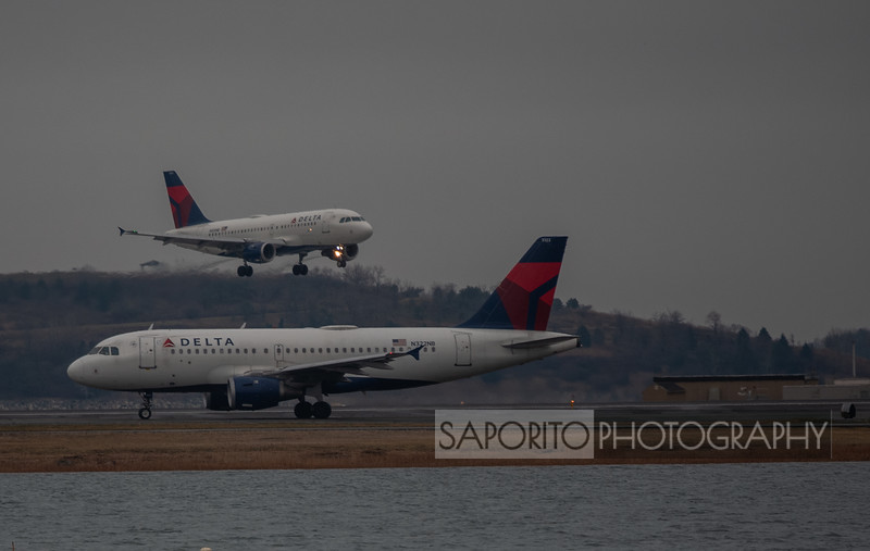 Delta Airbuses