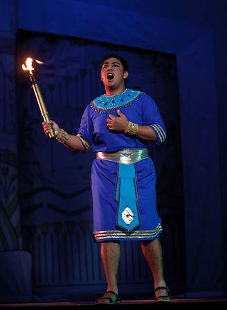 """THE PRINCE OF EGYPT"" - Summer Musical 2010"