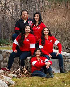 Castillo Family Portrait