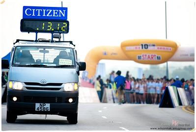 ASICS香港10公里挑戰賽2010