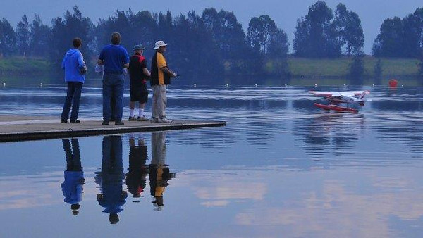 Seaplanes Penrith Lakes May 2014