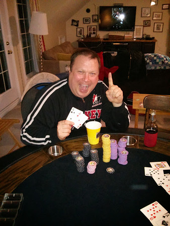 September - new year for Poker, Jamie continues to dominate