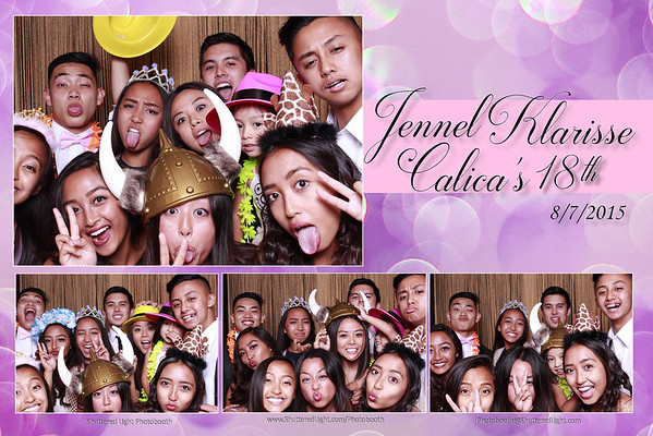 Jennel Debut Party