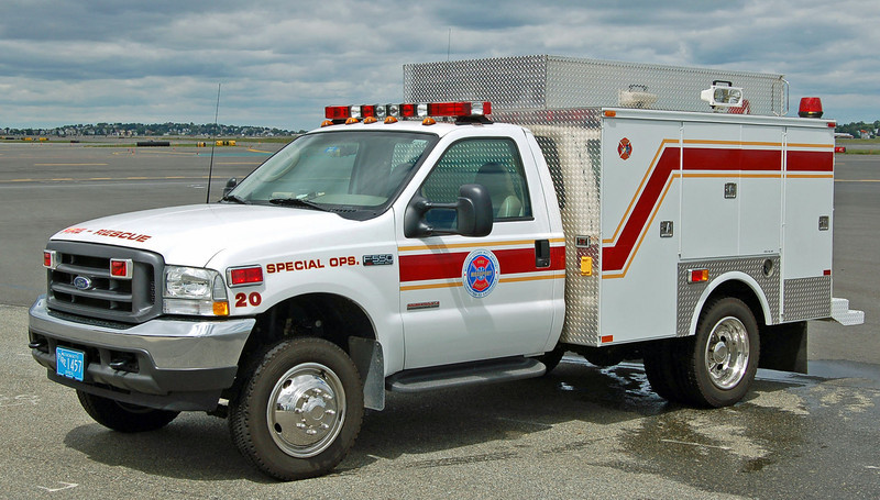 Special Ops 20  2003 Ford / Omaha - Now Hazmat 1