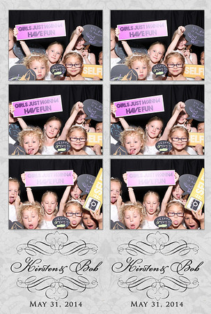 Kirsten & Bob's Wedding 5.31.2014