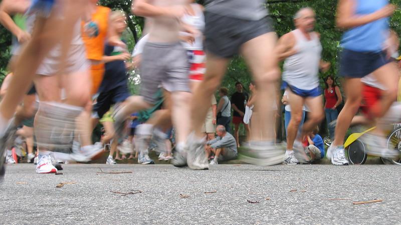 Wenonah 4th of July Fun Run 2006