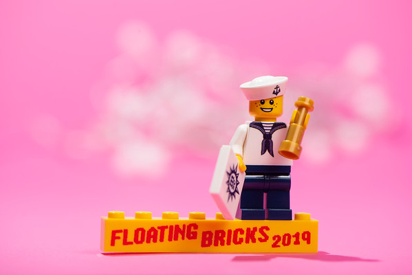 2019 - SiP goes Hamburg (Floating Bricks II)