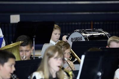 Band Christmas Concert 120918