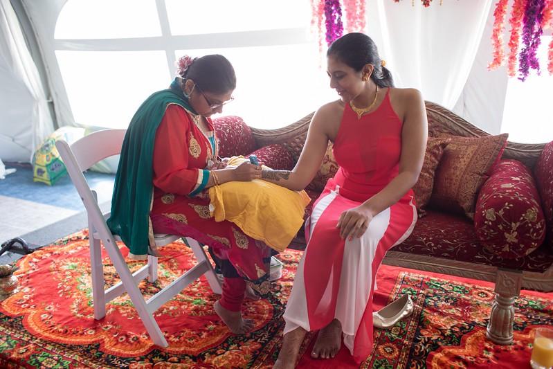 LeCapeWeddings Chicago Photographer - Renu and Ryan - Hilton Oakbrook Hills Indian Wedding - Day Prior  8.jpg