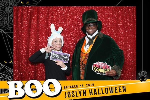 Joslyn Halloween 2019
