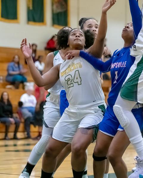 2019-02-07 Kempsville v Great Bridge Girls Varsity Basketball