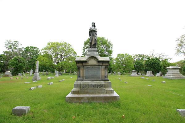 Oak Hill Cemetery - 5/21/2017